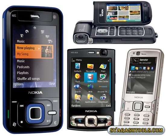 Nokia n series pack ii by sifu : imripar
